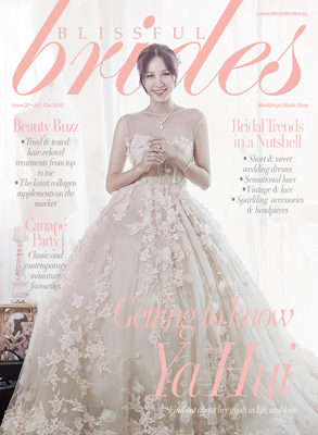 Blissful Brides Issue 22