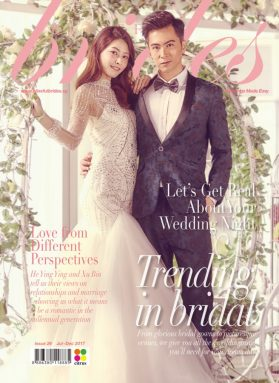 Blissful Brides Issue 26 | Wedding magazine Singapore